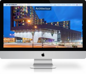 Webdesign AGS Architects