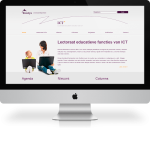 Webdesign Fontys ICT Educatief